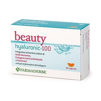 BEAUTY HYALURONIC 100 3X10CPS None