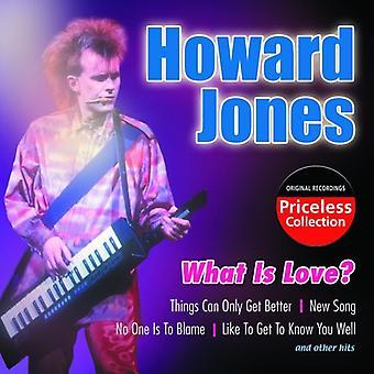 Howard Jones - What Is Love? [CD] USA import