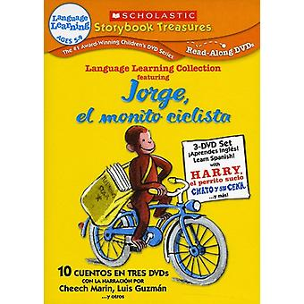 Jorge El Curioso [DVD] USA importeren
