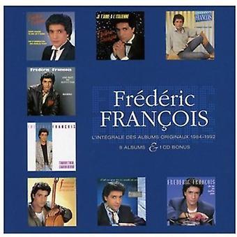 Claude Francois - L'Integrale Des Albums Originaux 1984-92 [CD] Tuonti Yhdysvalloista