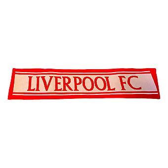 47 Merkki EPL Liverpool FC Brookes Jordan Huivi - Punainen / Valkoinen