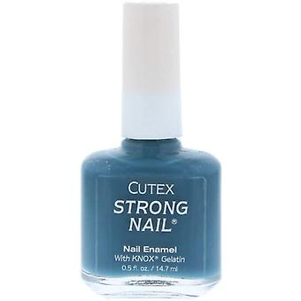 Cutex Strong Nail Enamel 14.7ml - Huckleberry