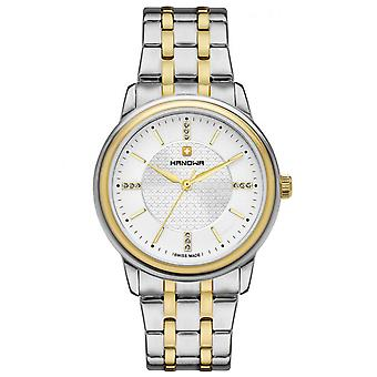 Ladies Watch Hanowa 16-7087.55.001, Quartz, 34mm, 5ATM