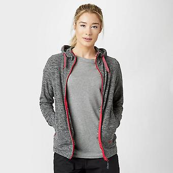 Peter Storm Femmes Marley Zip Hooded polaire Gris