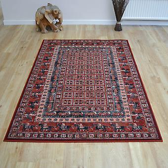 Königliche Kaschquai Teppiche 4301 300 In Backstein