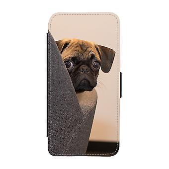 Pug Cachorro iPhone 11 Wallet Case