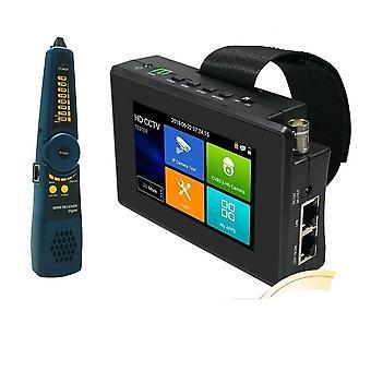 Pegatah Cctv Tester monitori kameralle