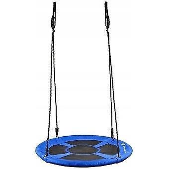 Nestschaukel blau - 100 cm - bis 100 kg
