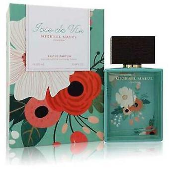 Joie De Vie By Michael Malul Eau De Parfum Spray 3.4 Oz (women) V728-554574