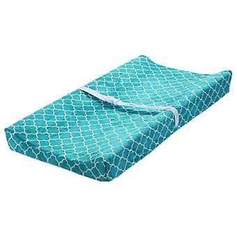 Elastic Soft Changing Pad Cover Reusable Baby Changing Table Sheets Breathable