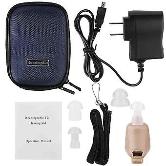 Pocket Rechargeable Hearing Aids Sound Amplifier