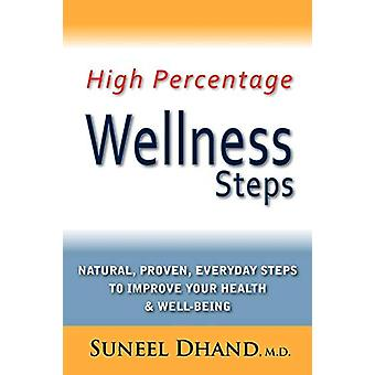 High Percentage Wellness Steps - Natural - Proven - Everyday Steps to