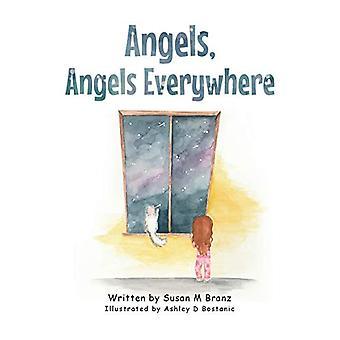 Angels - Angels Everywhere by Susan M Branz - 9781681978543 Book