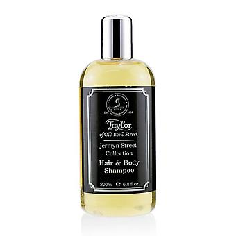 Taylor Of Old Bond Street Jermyn Street Collection Hair And Body Shampoo 200ml/6.8oz