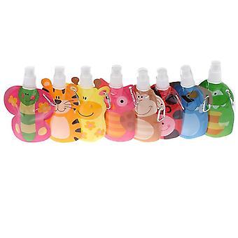 380 ml återanvändbar mat babyförpackning återanvändbar klämpåse