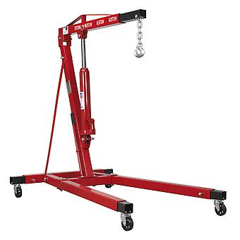 Sealey Sc10Lr Crane 1Tonne Long Reach Extendable Legs