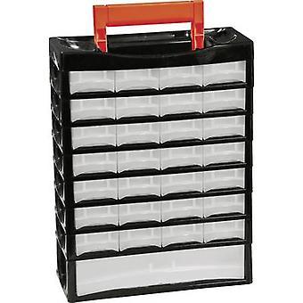 Alutec 66014 Assortment case No. of compartments: 29 1 pc(s)