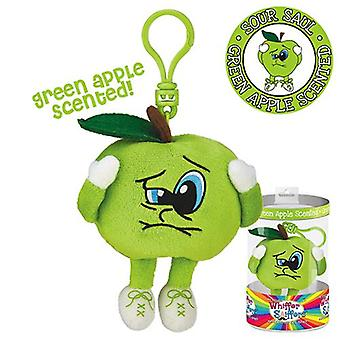 Whiffer sniffers - sour saul scented backpack clip