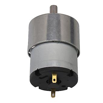 JGB37-520 DC 12V Reduction Geared Motor 320RPM Fit for Video Recorders
