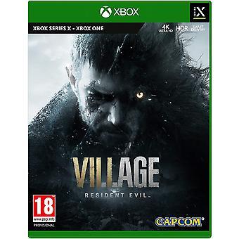 Resident Evil Village Xbox One   Xbox Series X-game