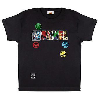 Marvel Avengers Boys Icons T-Shirt