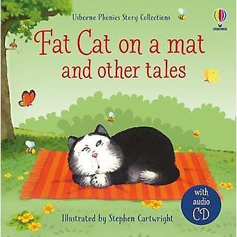 Dikke kat op een mat en andere verhalen CD Phonics Lezers