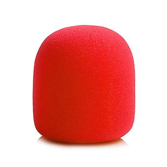 Colorful Windscreen Microphone Windshield Recorder Pen Sponge Ball Type Cover