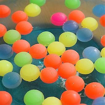 Balle jouet pour enfants, Caoutchouc rebondissant lumineux en extérieur, Jeux de sport pour enfants, Élastique