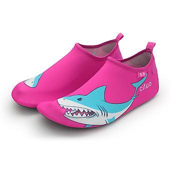 Summer Kids Beach Shoes Baby Boys Girls Cartoon Water Shoes Beach Swim Walking Shoes Soft Non-slip 10