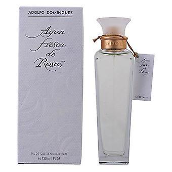 Parfym Agua Fresca de Rosas Adolfo Dominguez EDT (120 ml)