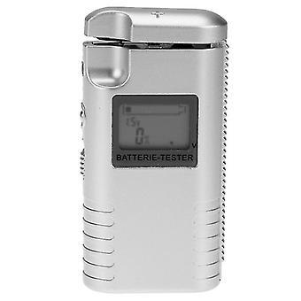 Pre prenosný LCD digitálny detektor merania energie batérie Univerzálny merač batérie pre AA WS40693