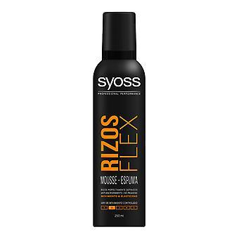 Styling Mousse Rizos Flex Syoss (250 ml)