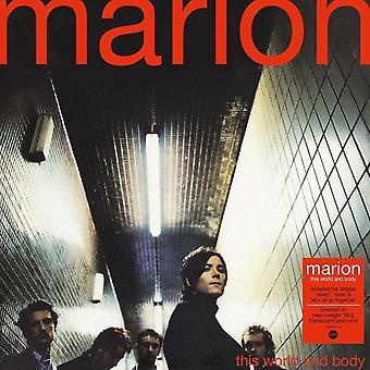Marion - Denne verden og Kroppen Gull Vinyl