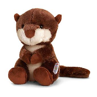 Keel Pippins Otter Soft Toy 14cm