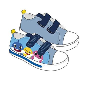 LED Trainers Baby Shark Blue