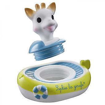 Sophie La Girafe Sophies Sprinkler Boat