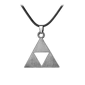 أسطورة زيلدا قلادة مثلث قلادة أنيمي