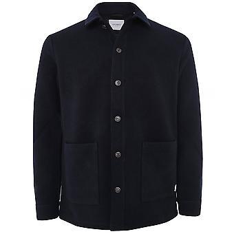 Les Deux Wool Hybrid Pascal Jacket
