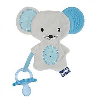 Baby Soft Toy Fresh Friend Blue 4m +
