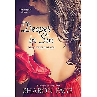 Deeper in Sin (Wicked Dukes)