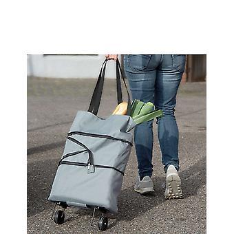 Wenko 3 in 1 Shopping Bag Trolley