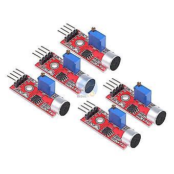 Sensitive Sound Mikrofon Sensor Erkennung setektionsmodul für Arduino Avr Pic