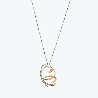 Timantti kaulakoru - Mariposa
