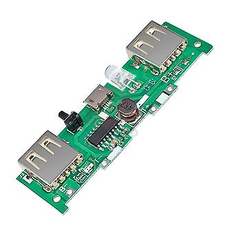 Dc 5v 1a/ 2a Mobile Power Bank Chargeur Control Board Micro Usb