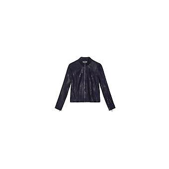 Sandwich 25001603 Sandwich Faux Leather Jacket