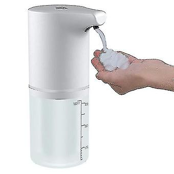 Bathroom accessory sets touchless automatic foam soap dispenser usb rechargeable touchless sensor 350ml usb charging hand
