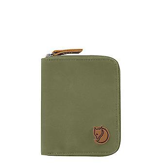 Fjallraven zip lommebok grønn