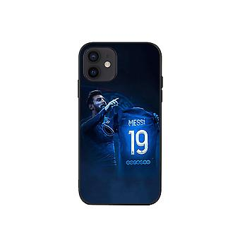 Suitable For Iphone13 Messi Football Star No. 19 Messi Mobile Phone Case