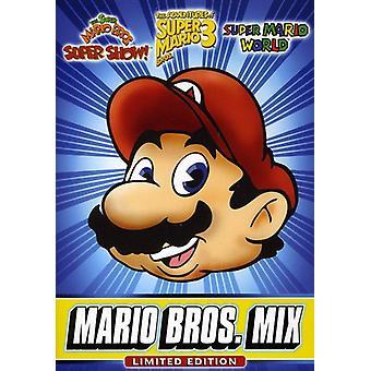 Mario Bros Mix [DVD] USA import