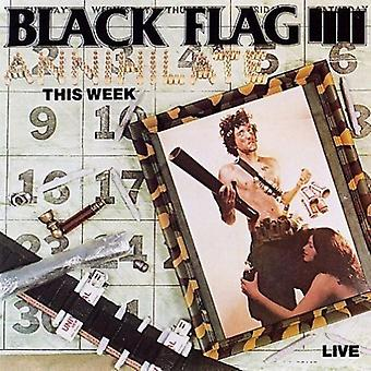 Black Flag - Annihilate This Week USA import